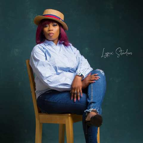 Zion Yetunde Are Releases Stunning Pictures to Celebrate Her Birthday 00