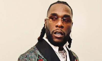 Why I Prefers International Awards To Local Awards Says Burna Boy
