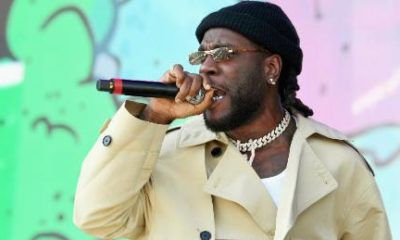 Burna Boy Walked Away From His Mum & Grandfather