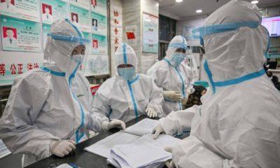 First Coronavirus Case Confirmed In Nigeria