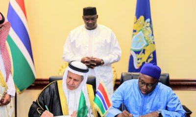 Saudi Fund for Development Loan Loan to The Gambia