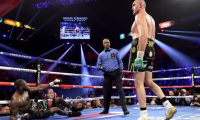 Tyson Fury Beats Deontay Wilder to Reclaim WBC World Heavyweight Title