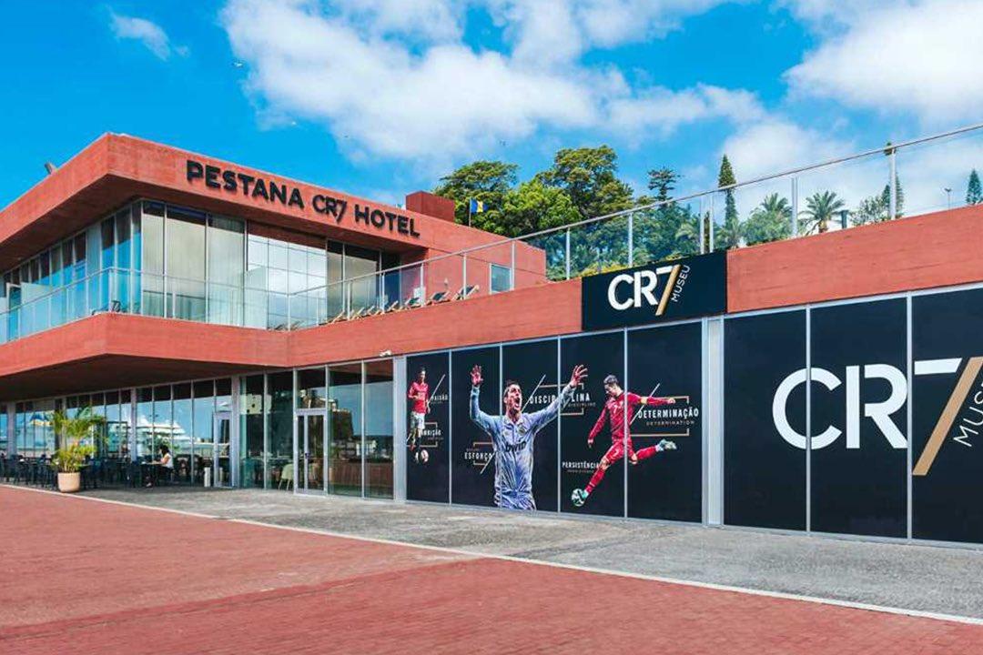 Cristiano Ronaldo to Transform His Hotel Into Hospital to Fight Coronavirus In Portugal