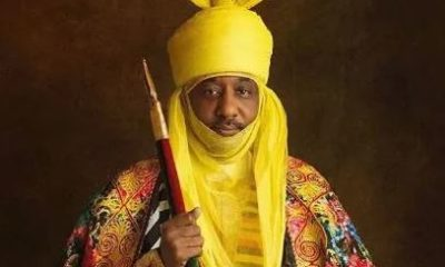Sanusi Lamido Sanusi Removes As Emir Of Kano