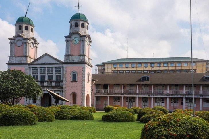 Lagos Colonial Secretariat