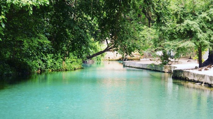 Wikki Warm Springs