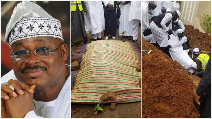 Ajimobi Laid to Rest At His Oluyole Residence 04