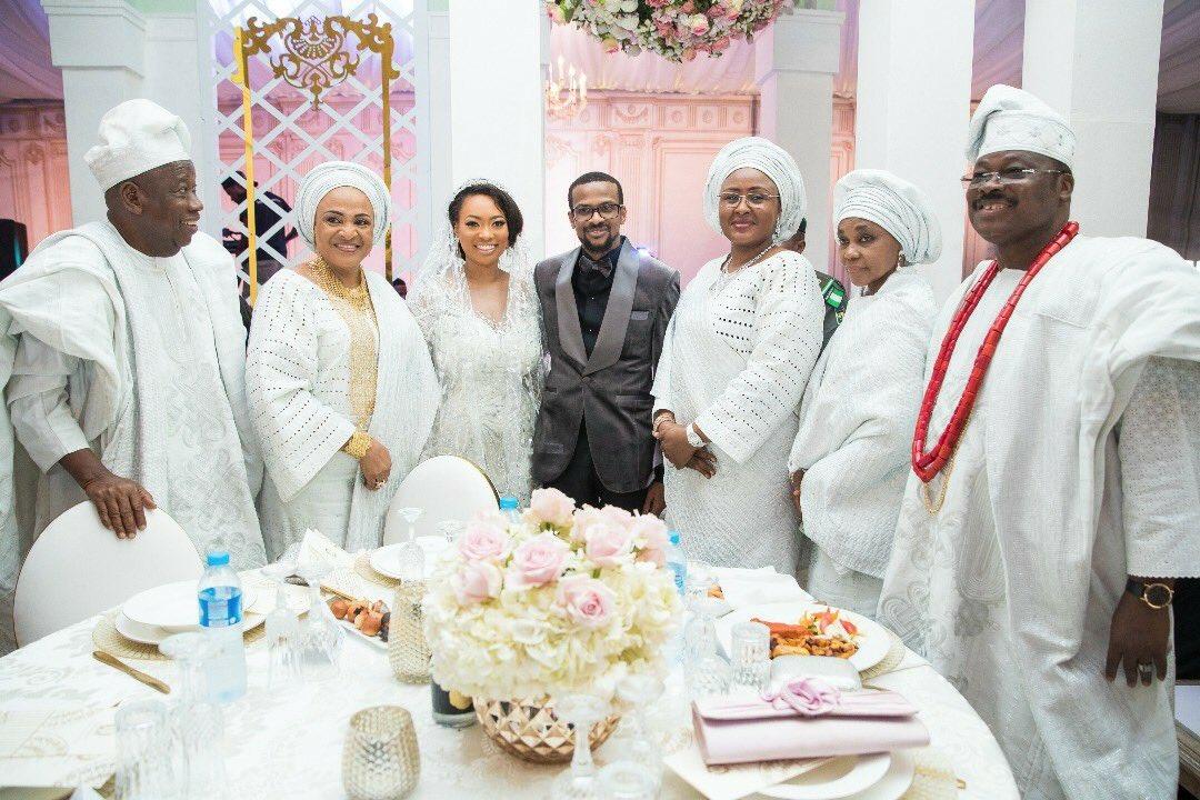 Ajimobi Son Wedding with Fatima Gaduje-Ajimobi