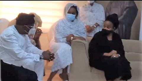 Florence Ajimobi And Rauf Olaniyan