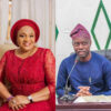 Florence Ajimobi and Seyi Makinde