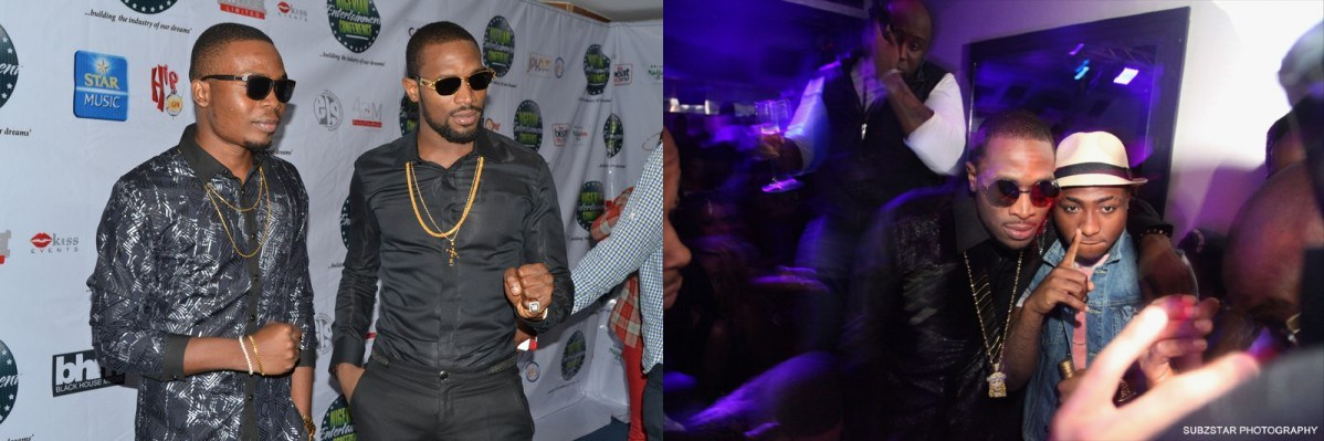 How I Frustrated Dbanj Attempt to Sign Davido, Olamide & May D Says Special Spesh
