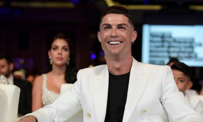 Cristiano Ronaldo Becomes First Billionaire Player