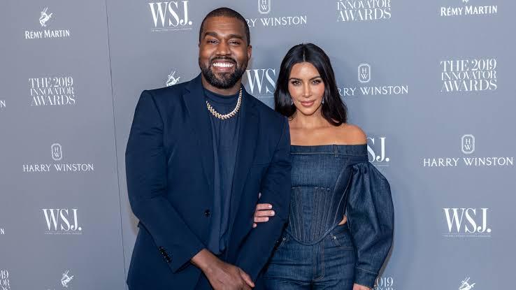 Kanye West Sweet Note to Kim Kardashian West