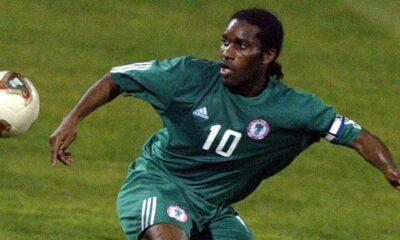 Okocha Reveals Biggest Regret In Life