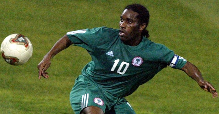 Okocha Reveals Biggest Regret In Life