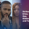 Kiddwaya, Erica, Ozo & TolaniBaj Gets Strike As Biggie Returns