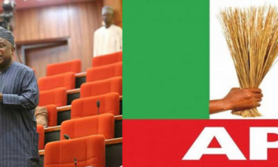 APC is not a progressive party Says Senator Buhari
