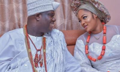 Ooni of Ife and Olori Naomi Welcomes Their First Child