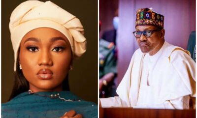 Buhari's Daughter