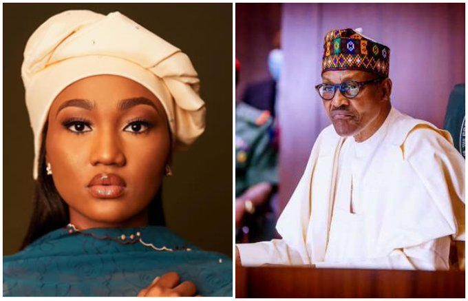 Buhari's Daughter