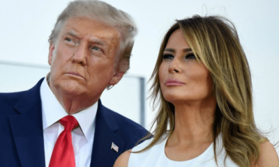 Donald Trump and Melania Trump Test Positive for Coronavirus