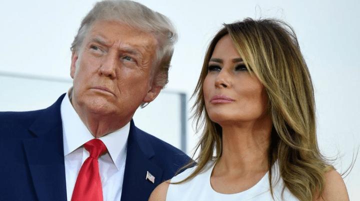 Donald Trump and Melania Trump Test Positive for Coronavirus