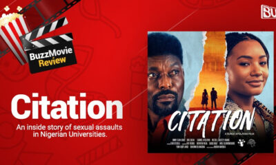 Citation Movie Review
