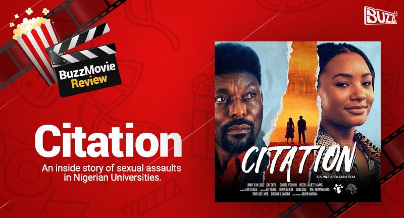 Citation Movie Review