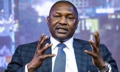 Disguised Hoodlums Who Wear Army Uniform Behinds Lekki Shooting Says AGF, Abubakar Malami