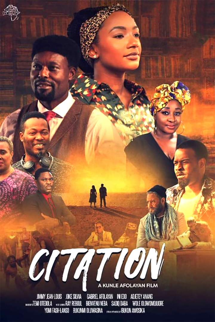 Download Citation Movie By Kunle Afolayan