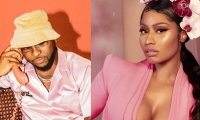 Download Davido -- Holy Ground Ft. Nicki Minaj