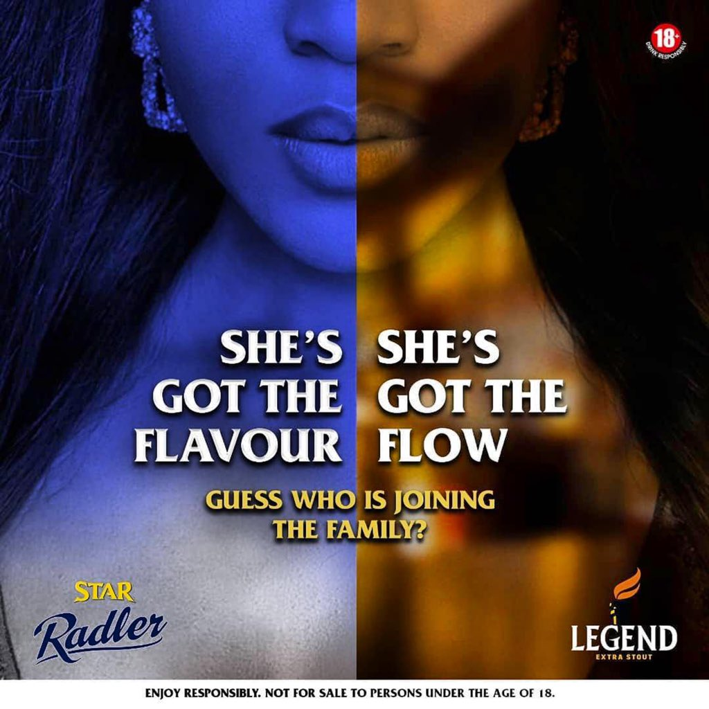 Erica Bags Endorsement Deals With Star Radler And Legend Stout