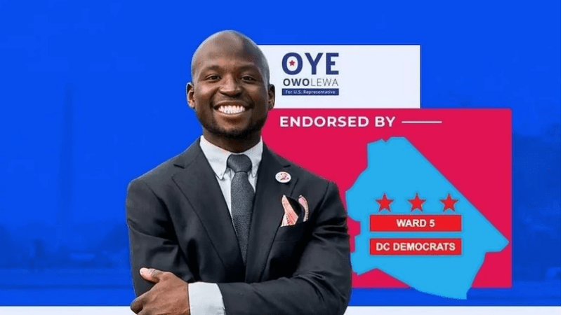 Oye Owolewa Elected As United States House Of Representative Member