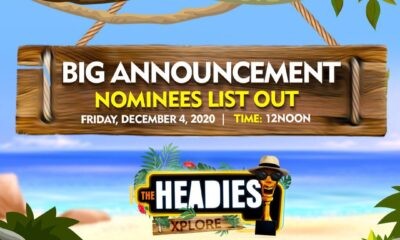 Headies Awards 2020
