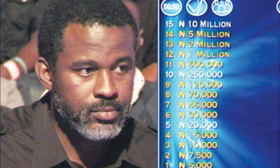 Aroma Ufodike Wins Who Want to be A Millionaire