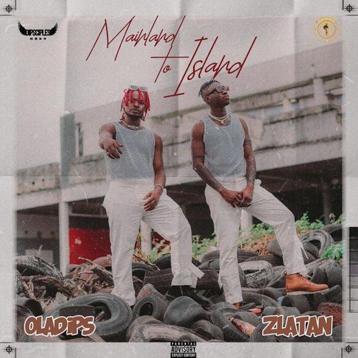 Mainland To Island EP by Oladips
