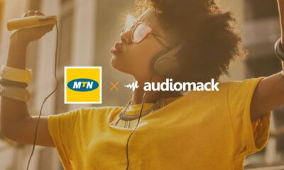 Audiomack Partners With MTN Nigeria