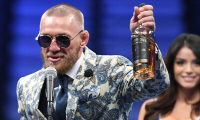 Conor McGregor Irish Whiskey Sells For $600 Million
