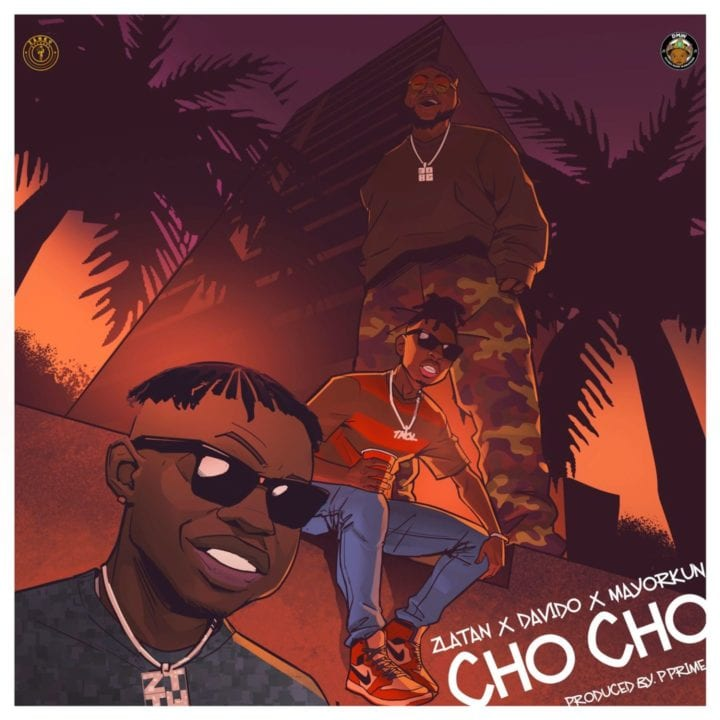 Cho Cho by Zlatan