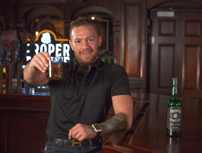 How Conor McGregor Build & Sold Off His Irish Whiskey For $600 Million Within 3-Years