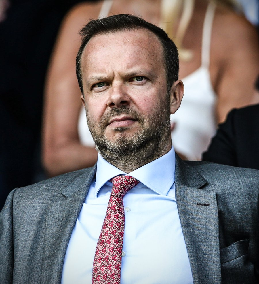 Ed Woodward Resigns From Manchester United