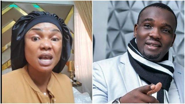Nollywood Actor Iyabo Ojo Dragged the Hell Out Of Rape Apologist, Yomi Fabiyi
