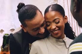 AKA fiancée, Anele Tembe