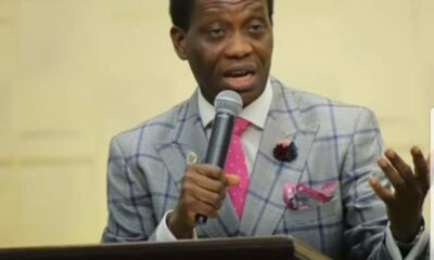 Dare Adeboye Dies At 42