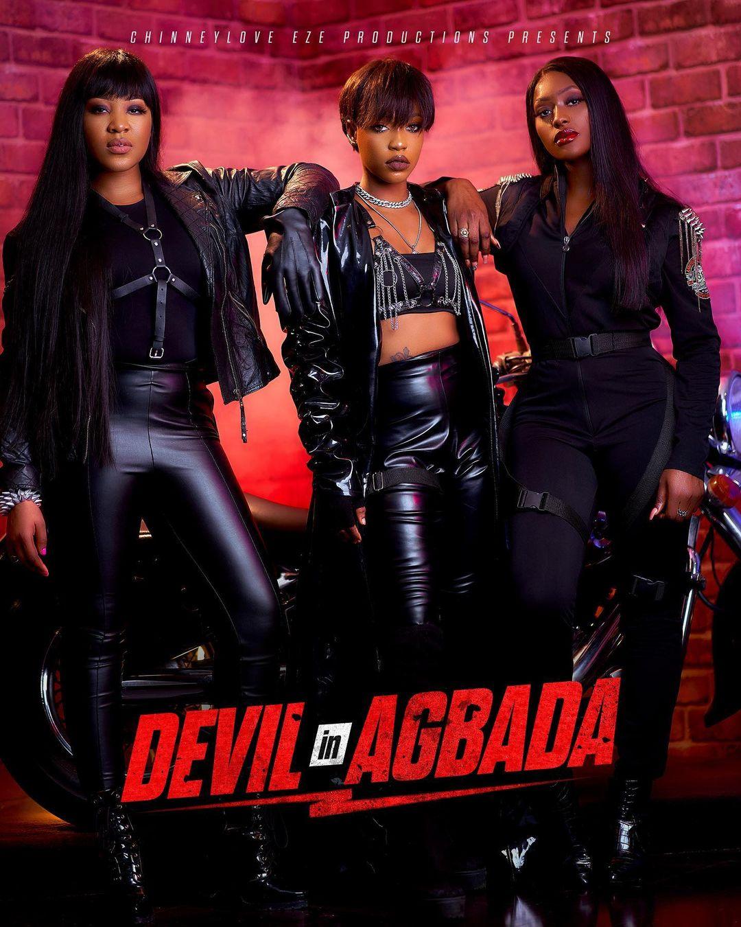 Devil In Agbada