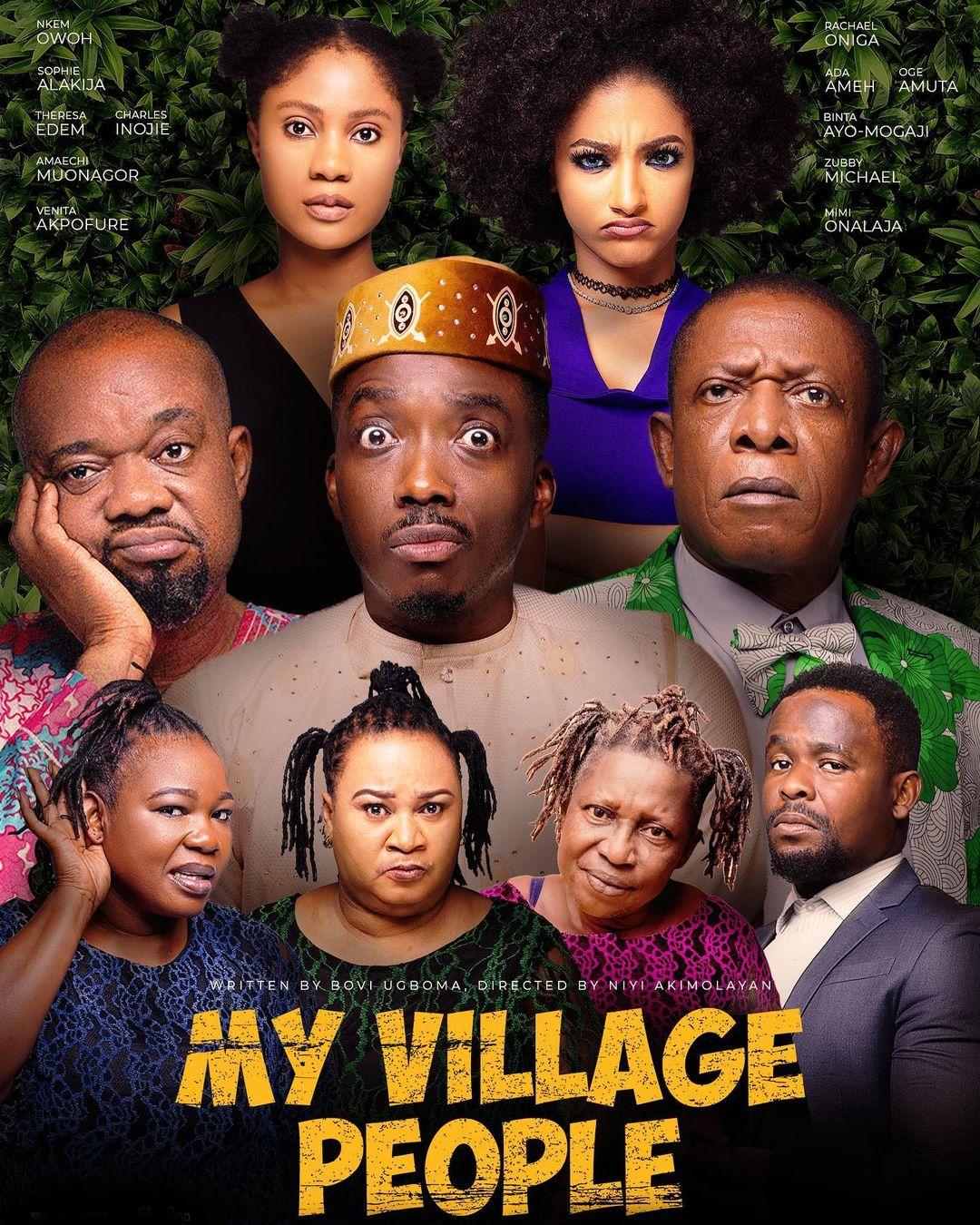 My Village People by Bovi