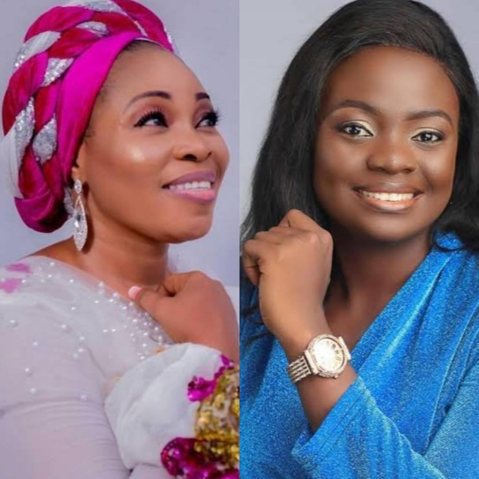 Tope Alabi and Adeyinka Alaseyori