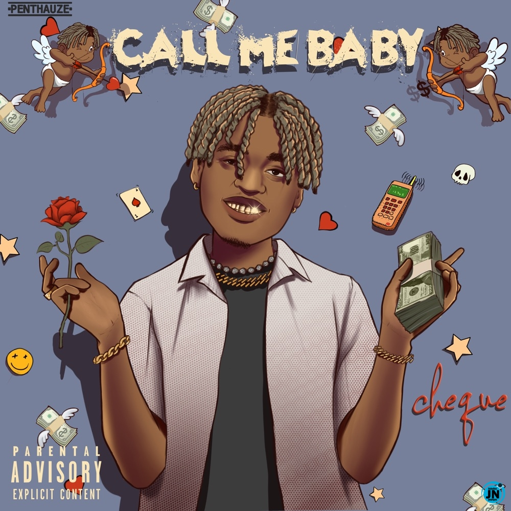 Call Me Baby by Cheque