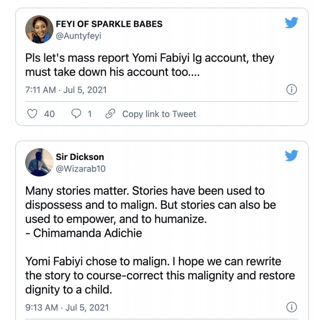 "Nigerians blast Yomi Fabiyi after releasing his new movie ""Oko Iyabo"" 03"