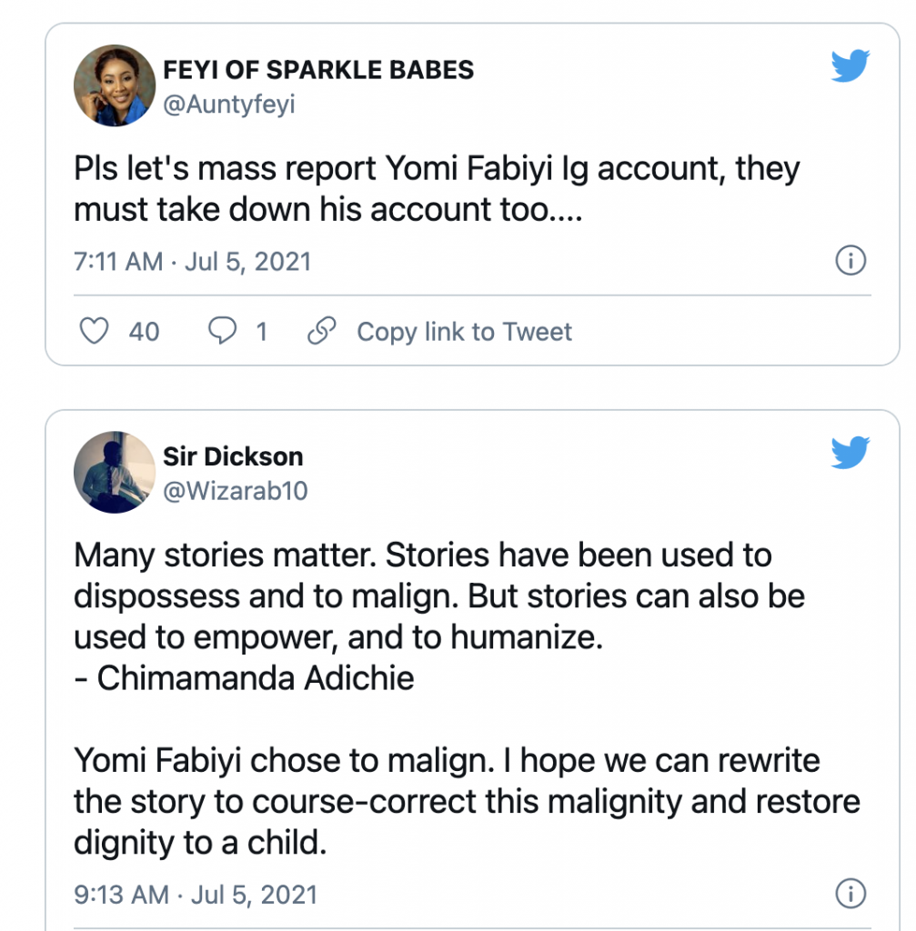 "Nigerians blast Yomi Fabiyi after releasing his new movie ""Oko Iyabo"" 04"